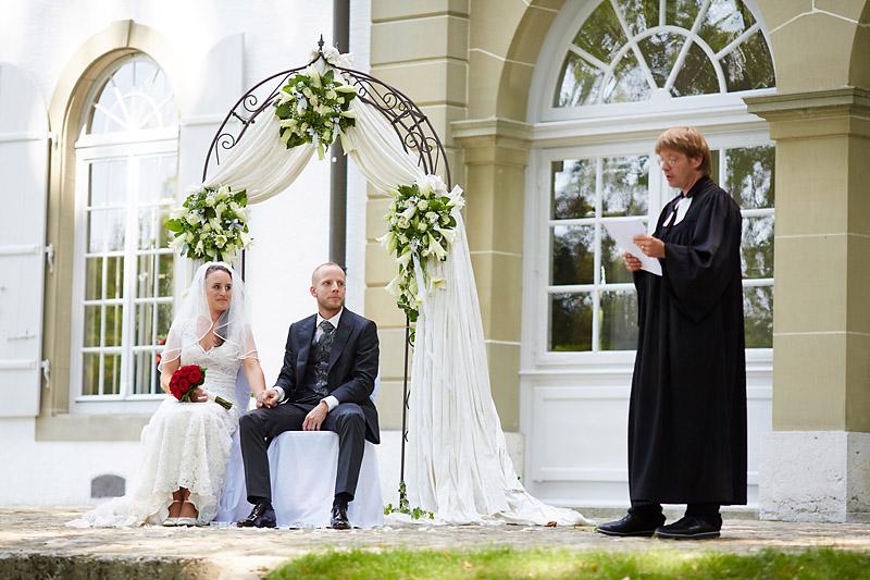 Heiraten schloss jegenstorf